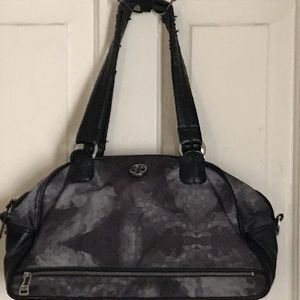 Lululemon Athletica gym bag